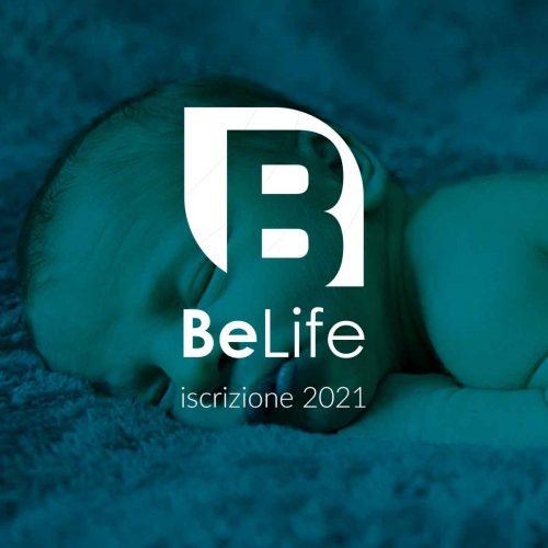 Iscrizione BeLife 2021